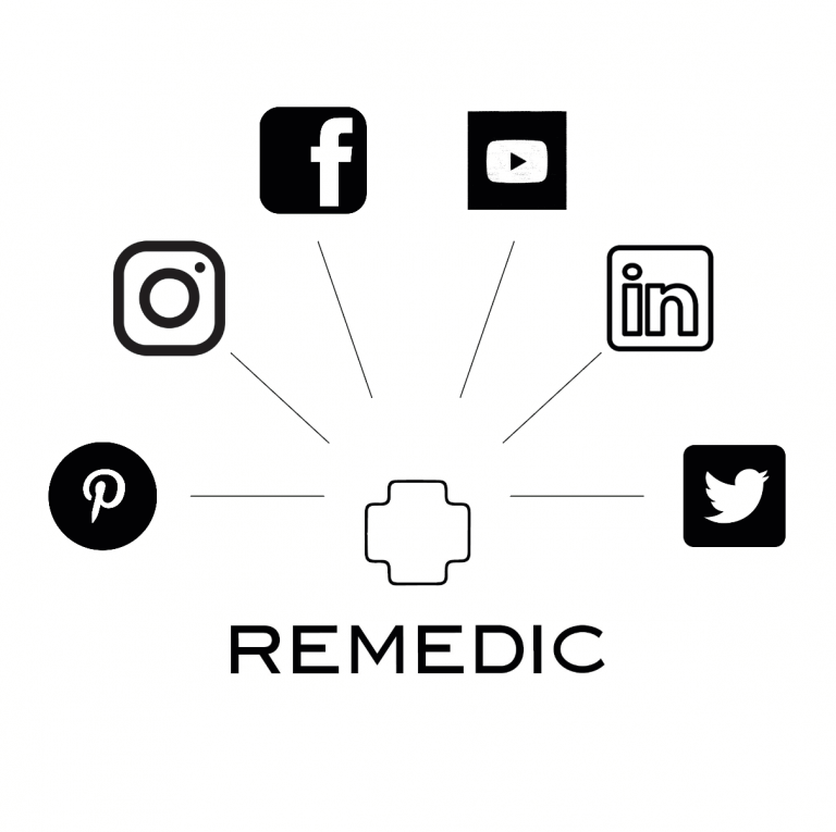 Become a fan and follow us on social media
